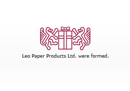 Leo Paper Products Logo